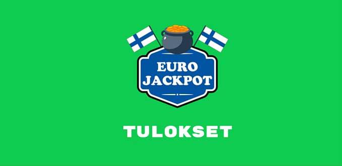 veikkaus tulokset eurojackpot