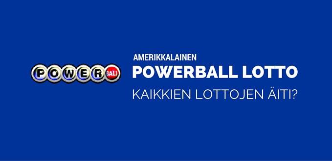 Yhdysvallat Lotto