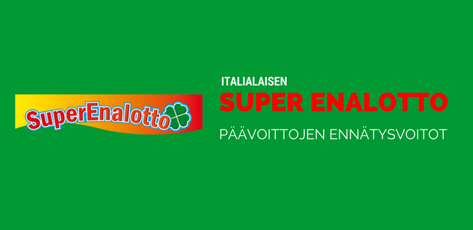 italialaisen-super-enalotto-paavoittojen-ennatysvoitot